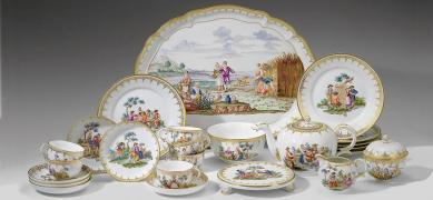 Expensive to buy porcelain