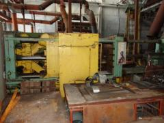 Продається ливарна машина А711Б09 для кольорових металів