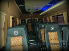Seats sofas for minibuses buses, seats for minibuses