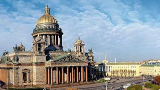 Тури в петербург з києва