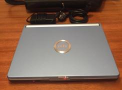 Well maintained, beautiful MSI notebook S262 (has box and papers)